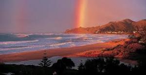 Wainui rainbow