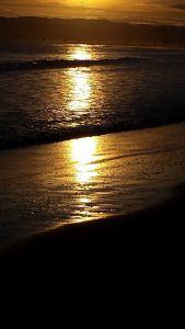 beach calm by Jenny Palmer