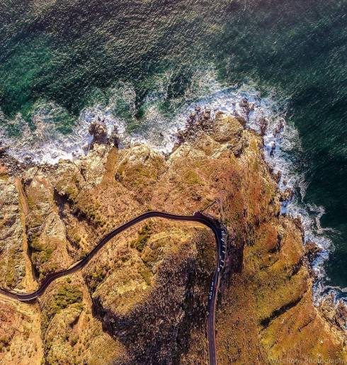 Chapman's Peak Picture by Wes Roos Photography www.instagram wes roos from lovecapetown